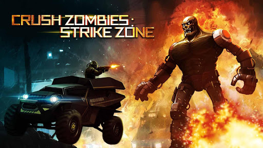 Crush Zombies: Strike Zone