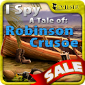 I spy a tale - Robinson Crusoe icon
