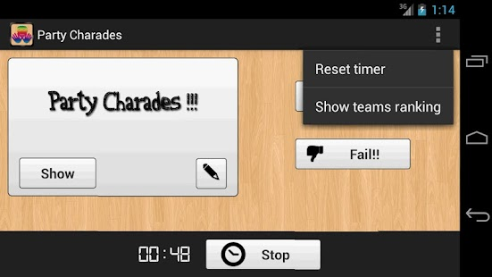 Party Charades (Free) - screenshot thumbnail
