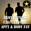Army APFT Body Fat Calculator icon