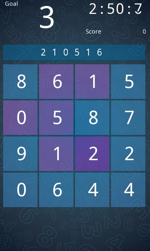 Numbers - Math Game (Free) - screenshot