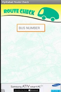 Bangalore Bus Route Check-BMTC - screenshot thumbnail