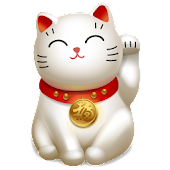 Lucky Cat Live Wallpaper