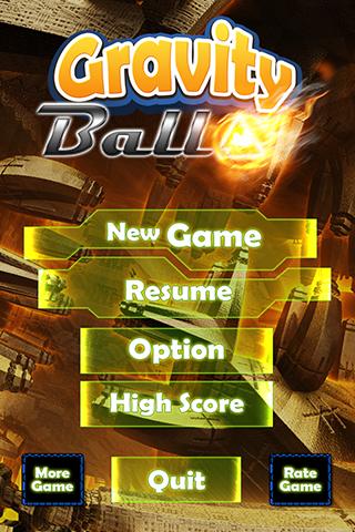Brick break - Gravity Ball