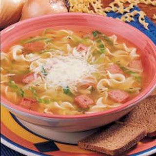 Tasty Reuben Soup.