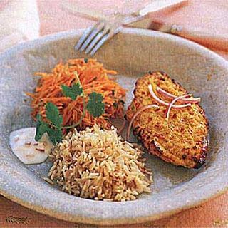 Tandoori-Spiced Chicken Breasts
