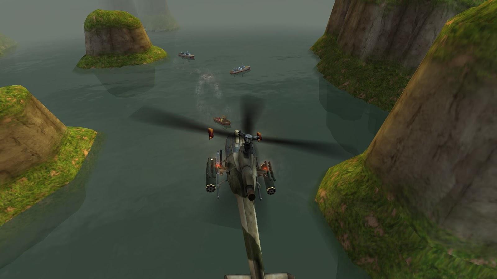 GUNSHIP BATTLE : Helicopter 3D Resimler