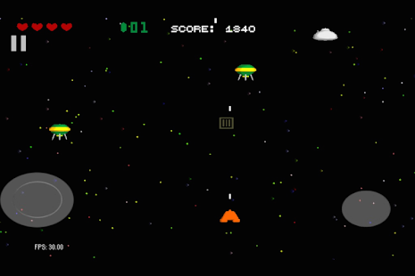 Oldschool Blast,Space Shooting- screenshot thumbnail