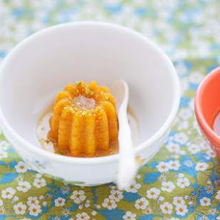 Glazed Sour Orange & Coconut Cakes.