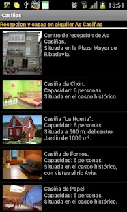 Tourism Spain. As Casiñas - screenshot thumbnail