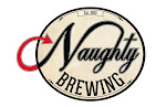 Logo for Naughty Brewing Co.