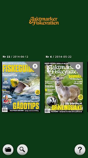 Jaktmarker Fiskevatten
