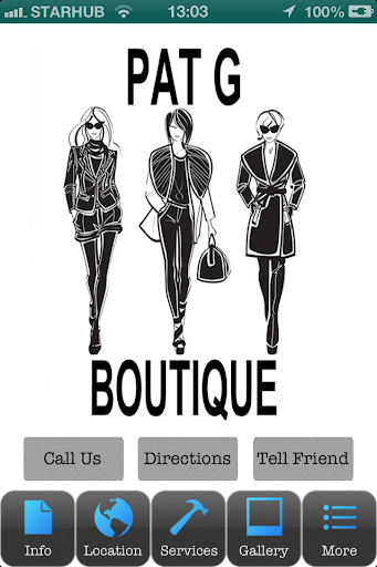 Pat G Boutique