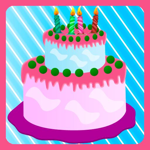 birthday cake games 休閒 App LOGO-硬是要APP