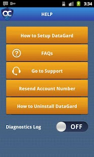 DataGard VPN + AV - screenshot thumbnail