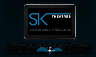 Screenshot of Ster-Kinekor Tablet