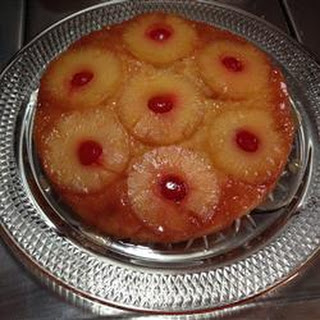 Pineapple Upside-Down Cake IV