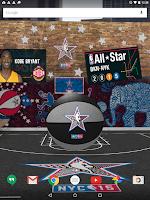 Screenshot of NBA 2015 Live Wallpaper