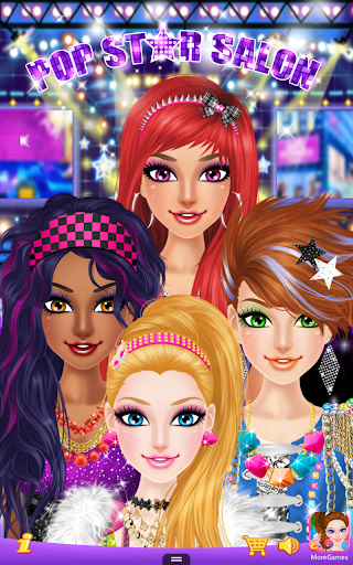 Pop Star Salon 1.0 screenshots 13