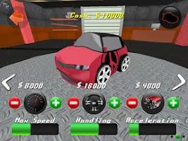 Screenshot of Speed Freakz Free