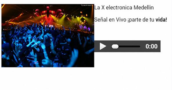 La X Electronica Medellin - náhled
