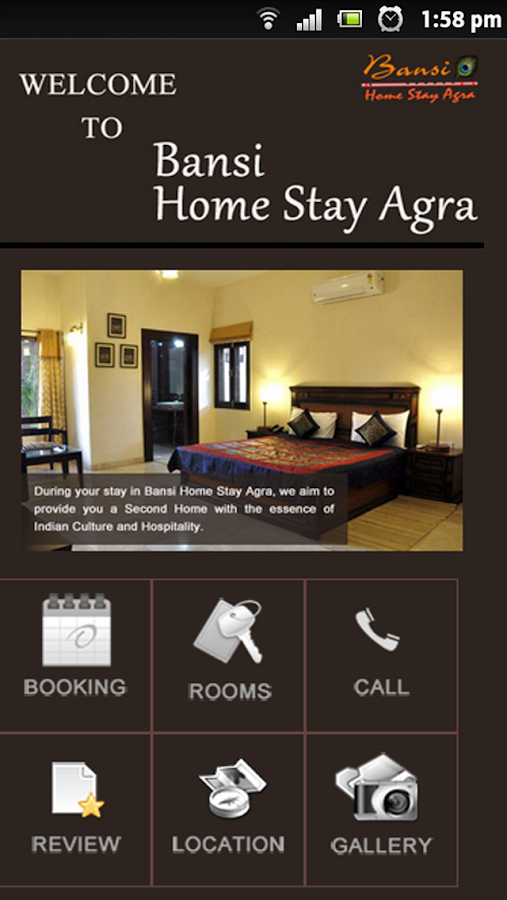 Bansi Home Stay Agra- screenshot
