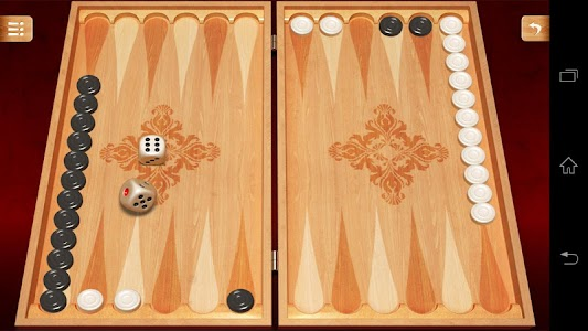 Backgammon v1.5