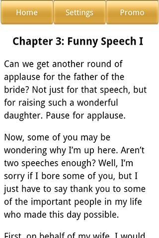 Funny wedding speech bridesmaid / VICE-CHANGED GQ