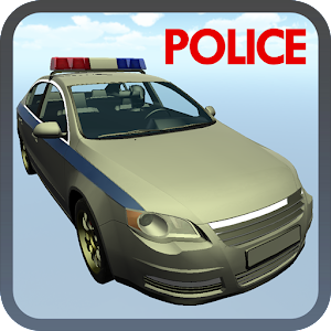 Extreme Police Car Driver 3D for PC and MAC