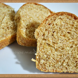 Whole Wheat Bread Rolls.