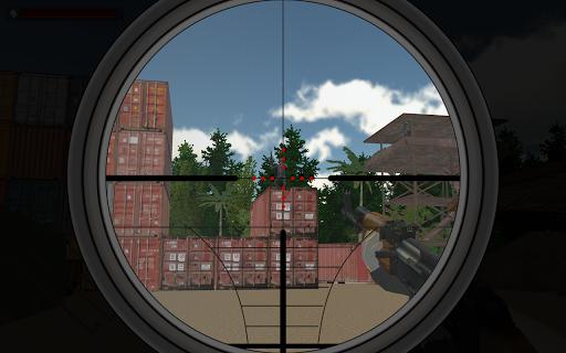 虚拟现实突击队罢工 - 3D FPS