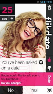 flikdate - live video dating - screenshot thumbnail