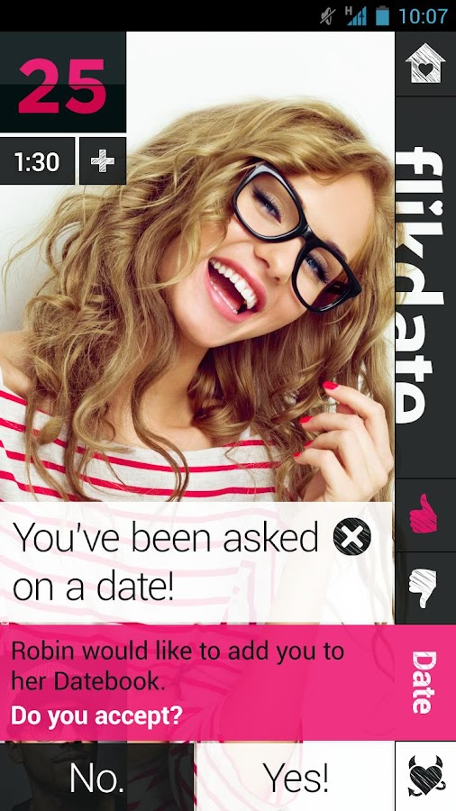 flikdate - live video dating - screenshot