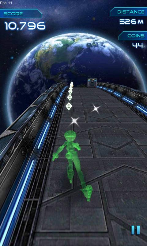 X-Runner - screenshot