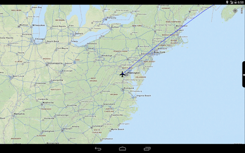 Flight Map- screenshot thumbnail