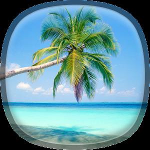 海灘動態桌布 個人化 App LOGO-APP試玩