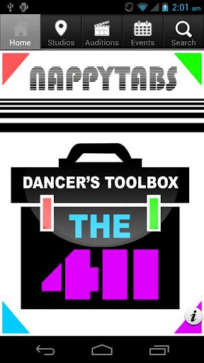Dancer's Toolbox