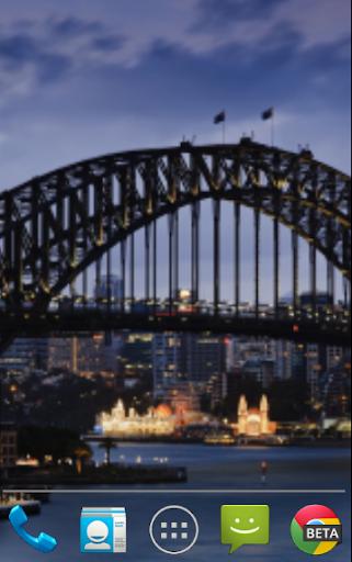 Sydney Live Wallpaper