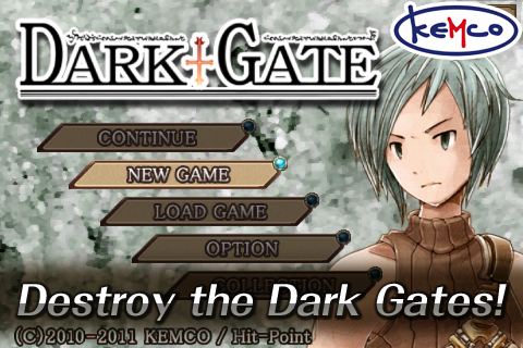 RPG DarkGate- screenshot
