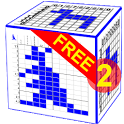"GraphiLogic ""Free 2"" Puzzles icon"
