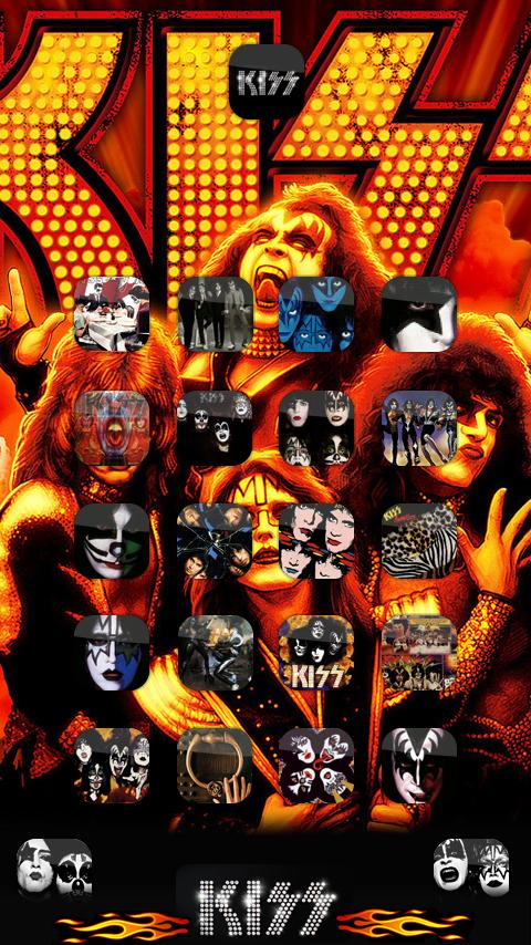 KISS Theme - Free - screenshot