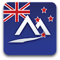 New Zealand Maps logo