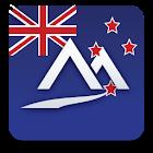 Mapas de Nueva Zelanda icon