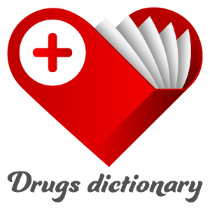 Drugs Dictionary Parmaterra 醫療 App LOGO-硬是要APP