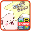 Nyan Star13 Emoticons-New icon