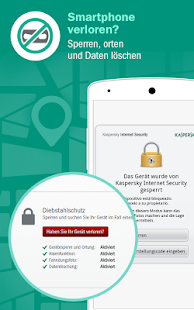 Kaspersky Internet Security – Miniaturansicht des Screenshots