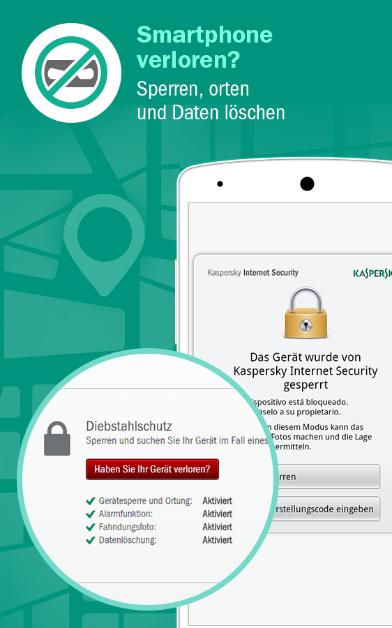 Kaspersky Internet Security – Screenshot