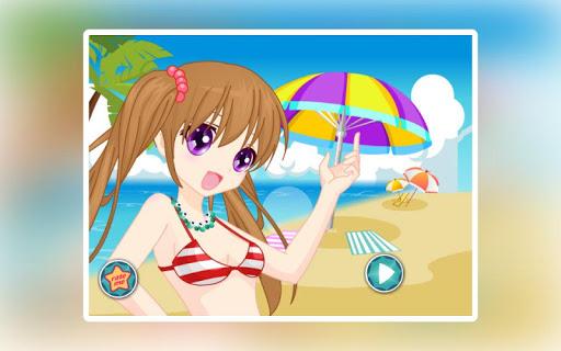 玩免費休閒APP 下載阳光女孩沙滩装扮 app不用錢 硬是要APP
