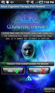 Alura : Cognitive Therapy Full- screenshot thumbnail