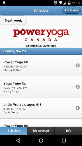 Power Yoga Canada StCatharines
